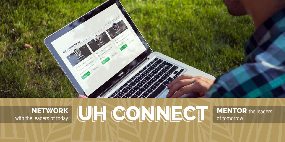 UH Alumni: Join us on UH Connect!