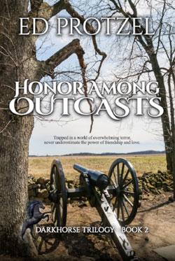 Honor Among Outcasts book cover