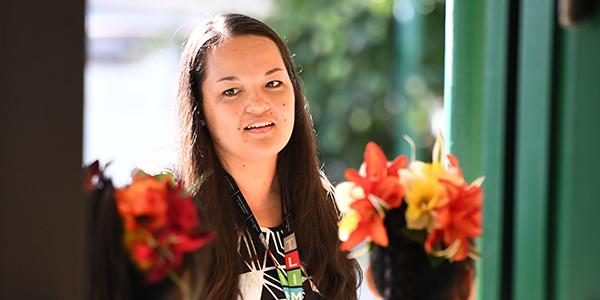 link to Sara King: Receives $25,000 Milken Educator Award