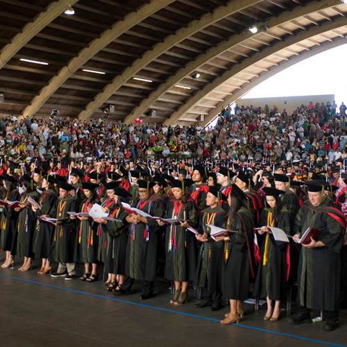 link to Call for volunteers: UH Hilo Spring 2018 Commencement