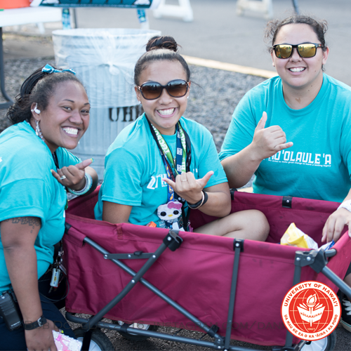 link to Volunteer at the 2017 UH Hilo Ho'olaule'a