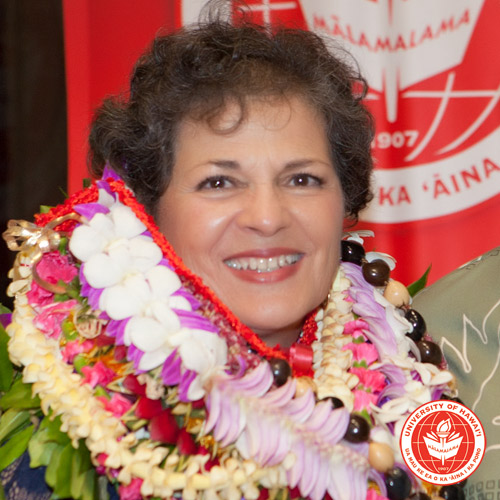 link to UH Hilo concert to honor Jackie Pualani Johnson