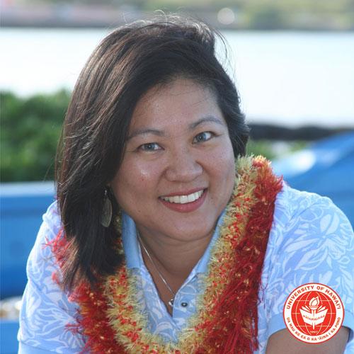 link to UH Hilo's Lam receives prestigious award