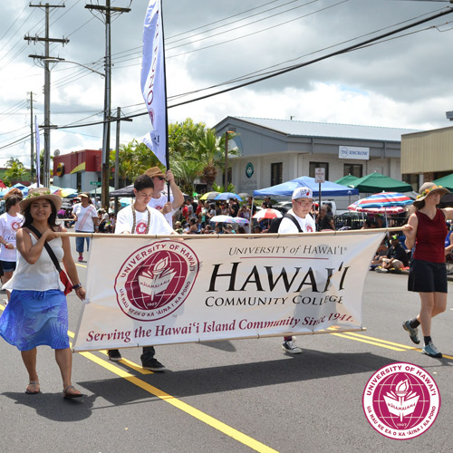 link to Hawai'i CC and the 2016 Merrie Monarch Parade