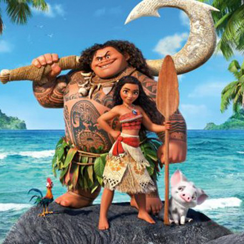 link to Hawaiian language Moana premieres