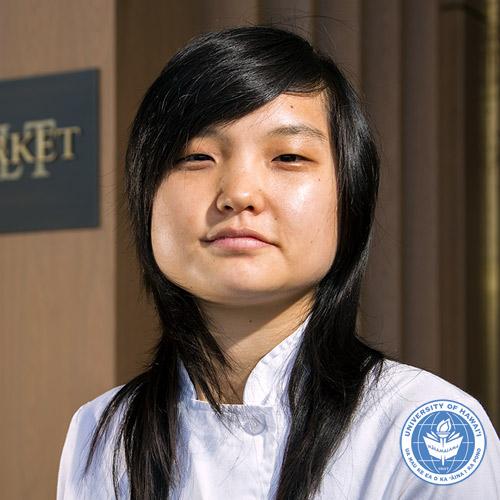 link to Leeward CC alumna ToryAnn Nakayama