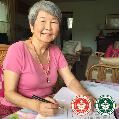 link to UH alumna creates endowment at UH Hilo