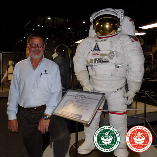 link to Elliot Pulham, CEO of the Space Foundation