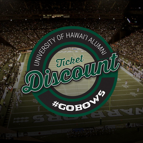 link to UH alumni save 50% on football tickets