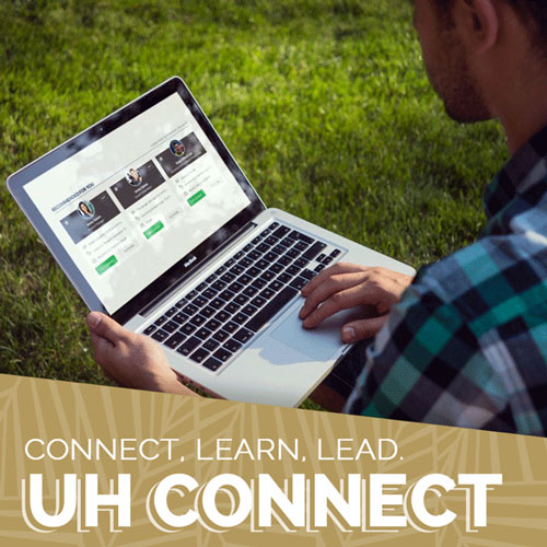link to Join us on UH Connect!