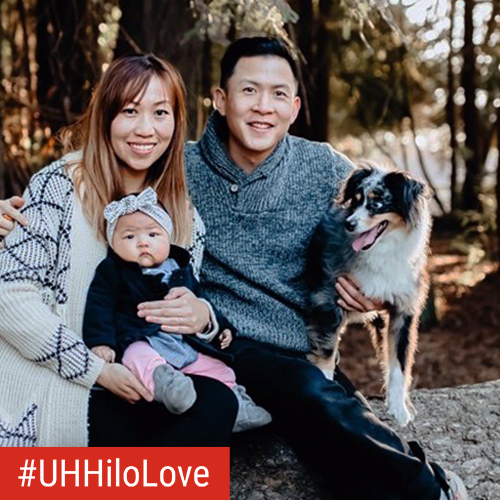 link to UH Hilo Love: Growing together after college