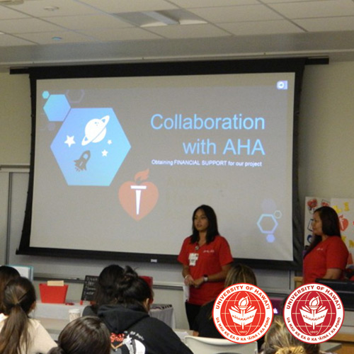 link to UH Health and Wellness collaboration