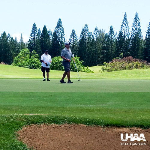 link to UHSAAA 24th Annual Scholarship Golf Tournament