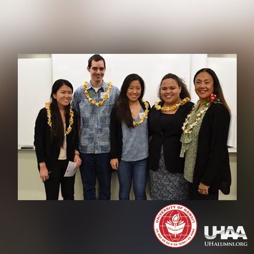 link to New officers selected for UHWO Alumni Association